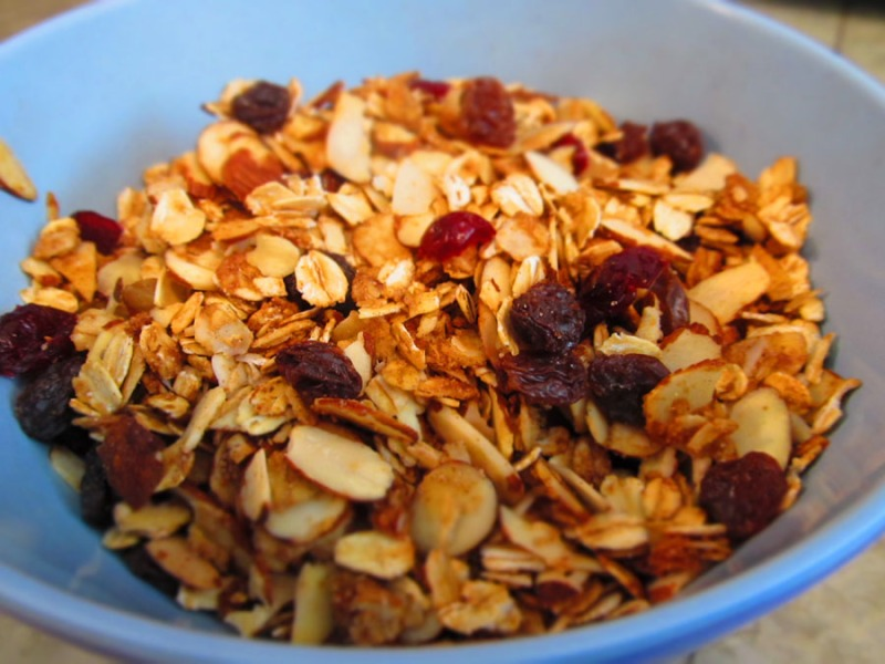 The Best Granola