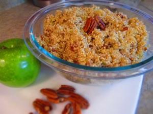side dish, quinoa